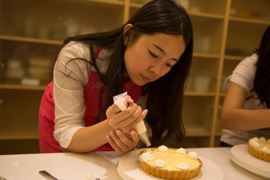 Niceday 甜點課 – ABC Cooking Studio 初體驗,母親節蛋糕自己做!