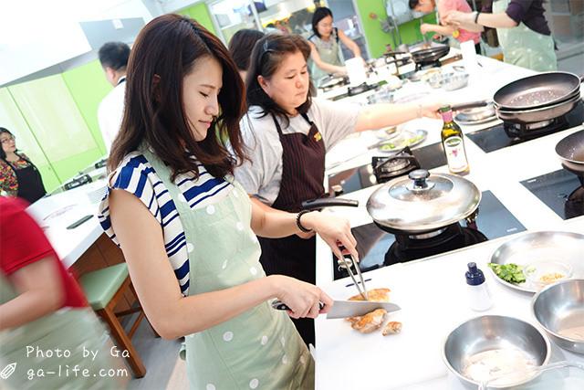 台北 Niceday X Yamicook 美食廚藝教室;美味川湘料理,學完記得多煮些白飯!