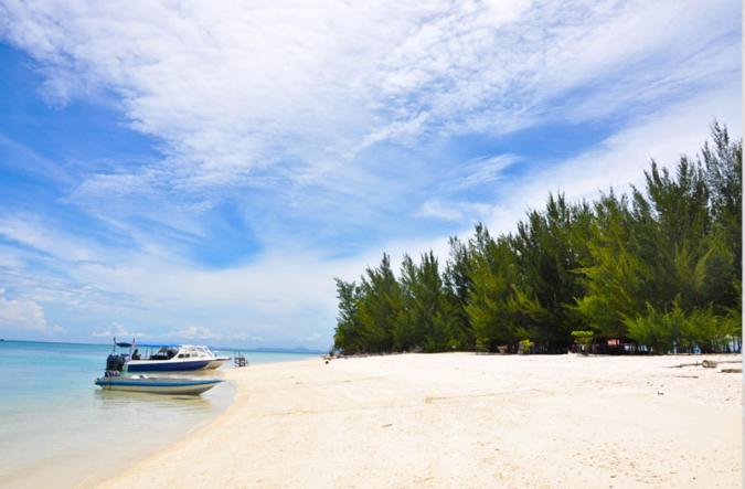 馬來西亞 詩巴丹島
